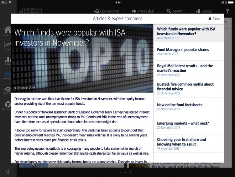 HL Live for iPad screenshot-3