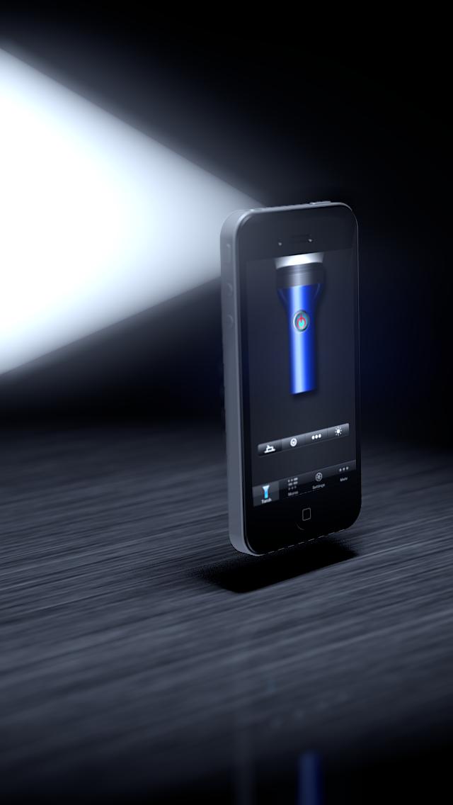 手电筒和莫尔斯实用程序屏幕截图1