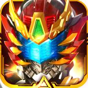 铠甲勇士战神联盟 - 铠甲勇士官方正版骑士跑酷游戏