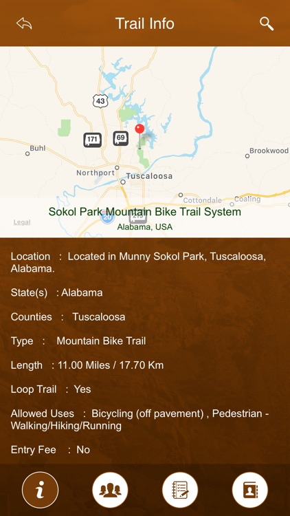 Alabama Trails screenshot-3
