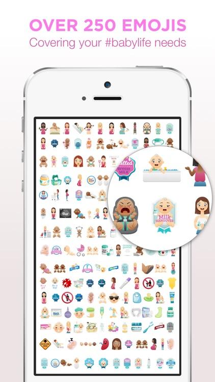 Bundle Of EmoJoy - Emojis for New Moms