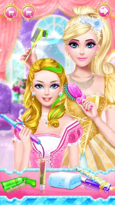 裝扮小公主 - 公主遊戲屏幕截圖3