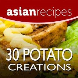 Potato Recipes Asian Creations