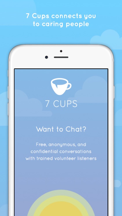 7 Cups - Online Therapy for Anxiety and Depression screenshot-4