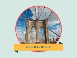 Express yourself in richer ways by using this Brooklyn Sticker Pack