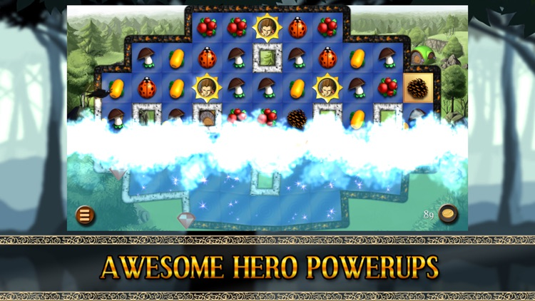 Heroes of Kalevala screenshot-3