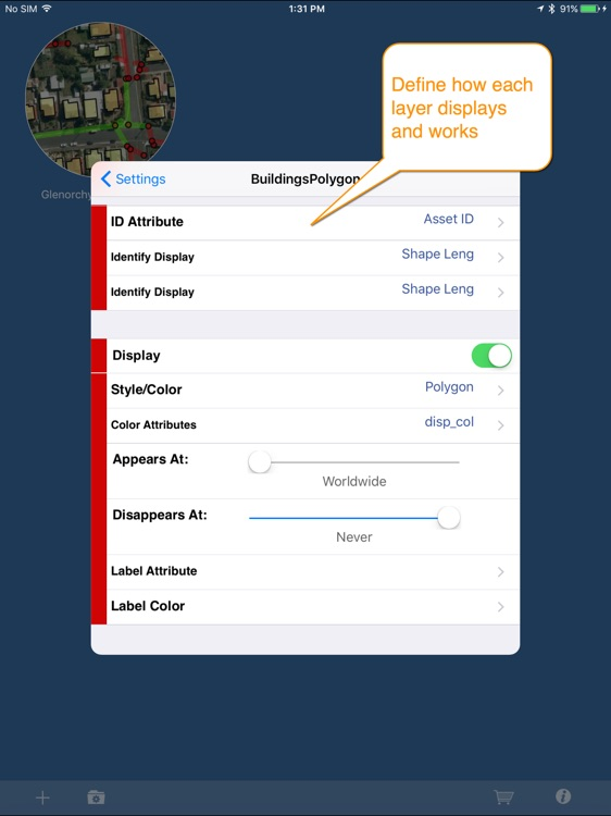 iGIS for iPad