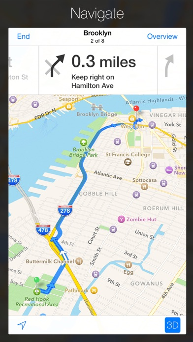 Road Warrior Route Planner app image