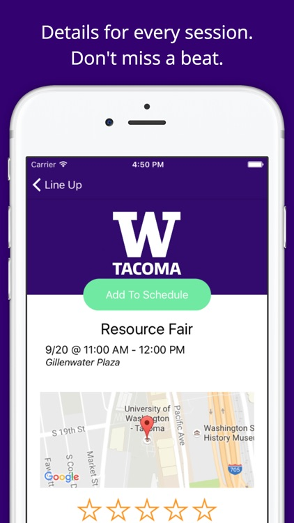 H.O.W. UW Tacoma screenshot-3