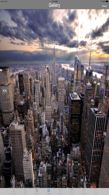 New York Skyline NY USA Tourist Guide