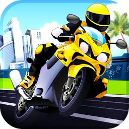 Motorcycle City Racer : Grand Police Bike Chase