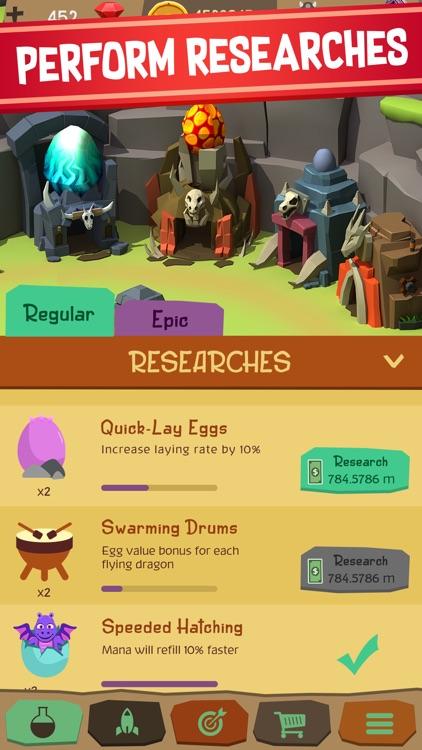 Tiny Dragons - Clicker Game screenshot-3