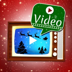 Merry christmas greeting videos holiday greetings on the app store merry christmas greeting videos holiday greetings 4 m4hsunfo
