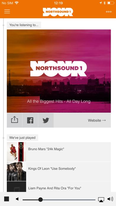 Northsound screenshot one