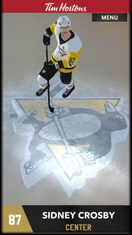 Tim Hortons AR Hockey Cards screenshot-2