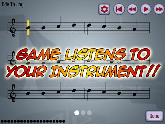 PlayAlong Violin screenshot