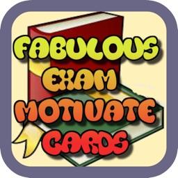 Fabulous Exam Motivate Cards
