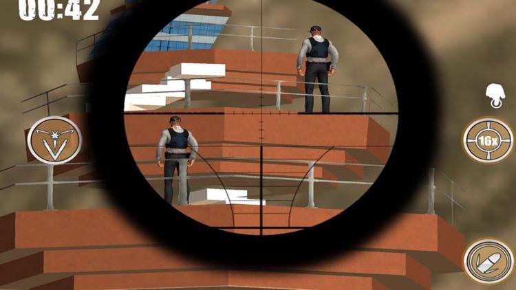 Forces Sniper Commando Games