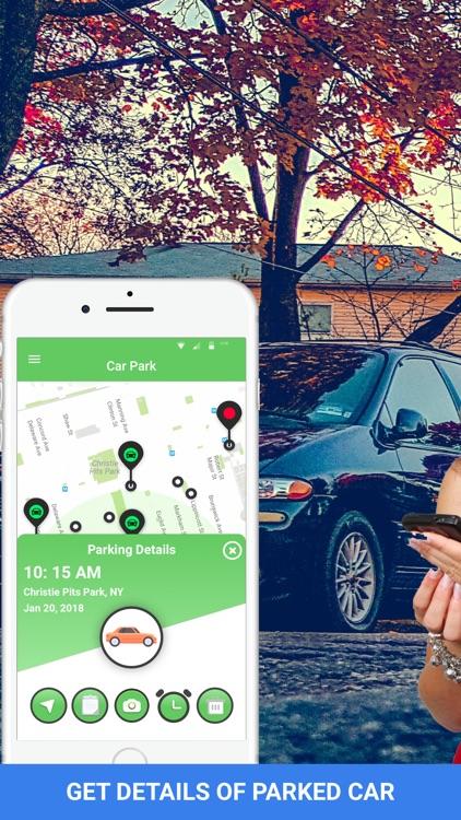 Car Park - GPS Car Tracker