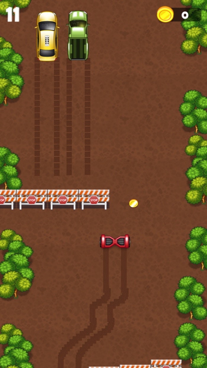 Hoverboard Drift Sim Simulator- Tricky Hover Board Screenshot