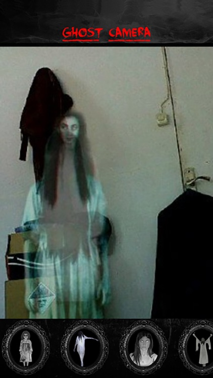 Ghost In Picture Camera HD