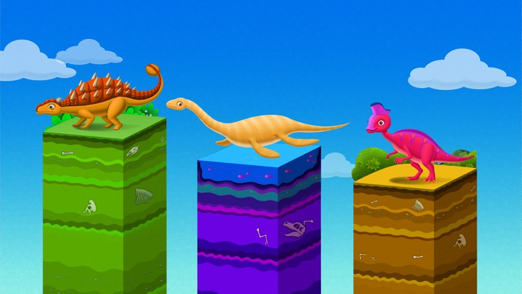 Dinosaur Park - Jurassic Simulator Games For Kids