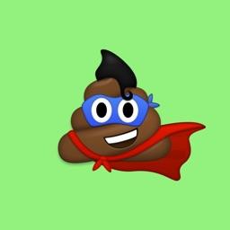 Poop's Family emojis - Fx Sticker
