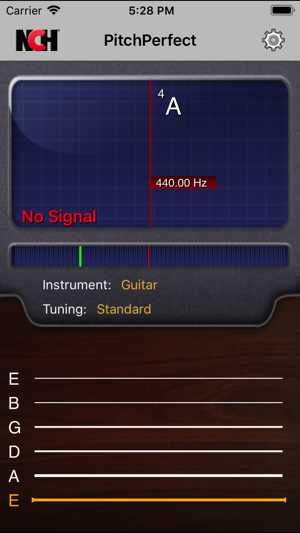 PitchPerfect Guitar Tuner on the App Store