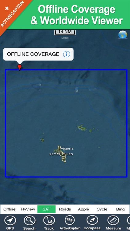 Seychelles - GPS Map Navigator screenshot-4