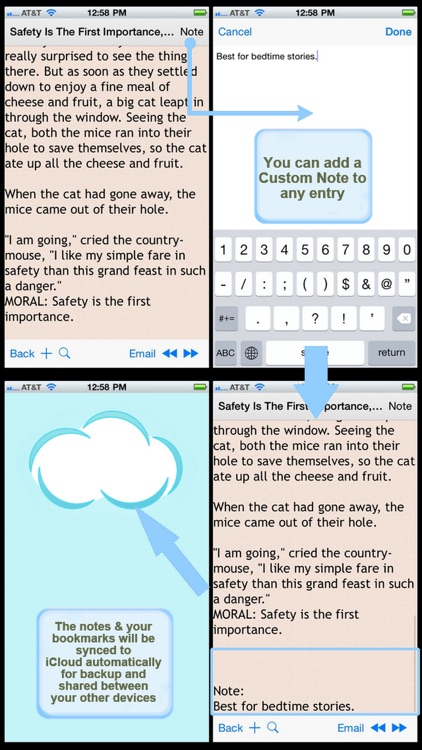 Bedtime Stories for Kids Plus+ screenshot-3
