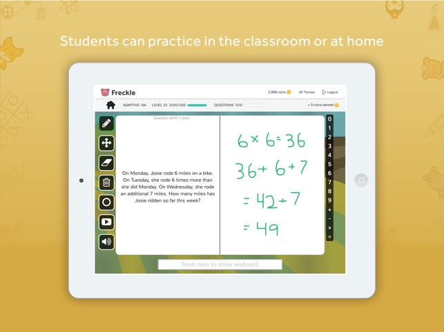 Common Core Math for Teachers by Front Row Math Apps
