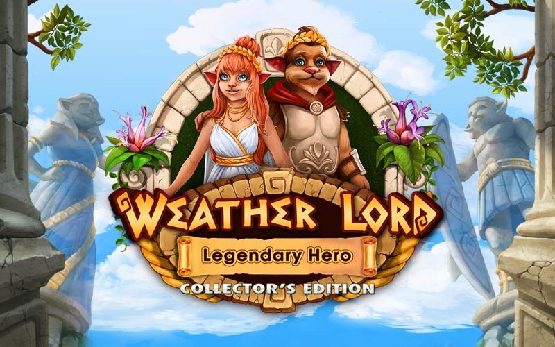 Weather Lord: Legendary Hero screenshot 1