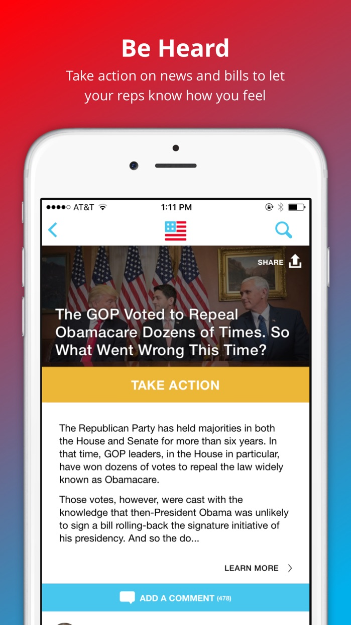 Countable - Contact Congress Screenshot