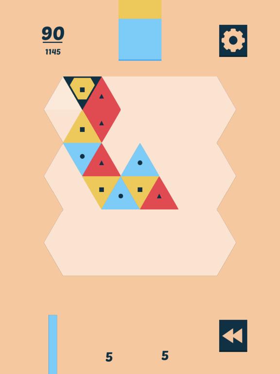 Triangle Trap screenshot 6