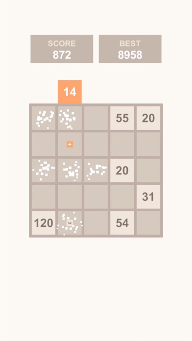 Screenshot 5 Side Jumper: Cube Brick Smash