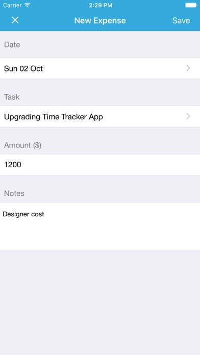 Download Time Tracker Free for Pc