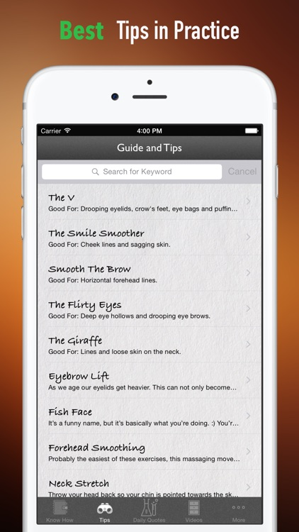Face Yoga Method: Ultimate Guide screenshot-3