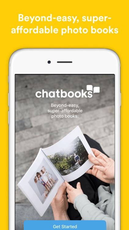 Chatbooks – Photo Books screenshot-4