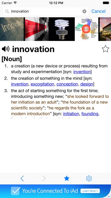 LinkedWord 英英辞典 & 連想類語のおすすめ画像3