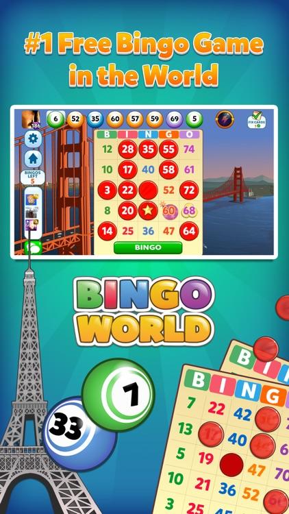 Bingo World HD - Bingo and Slots Game