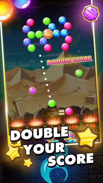 Marble Blast - Bubble Shooter