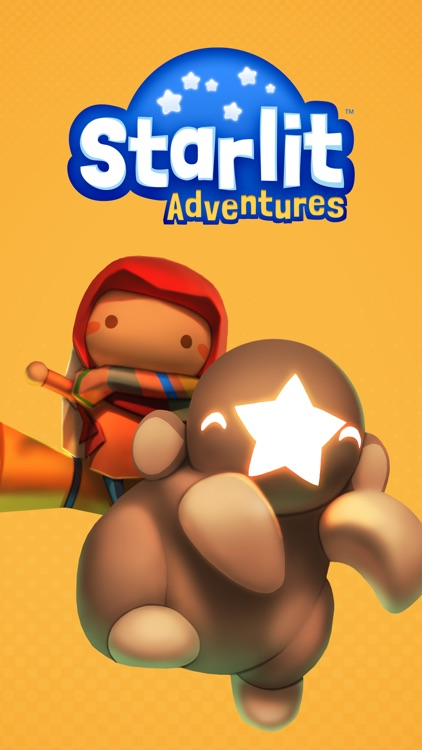 Starlit Adventures Stickers
