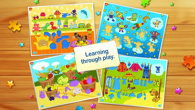 123 Kids Fun ANIMATED PUZZLE Jigsaw Puzzles Games screenshot-4