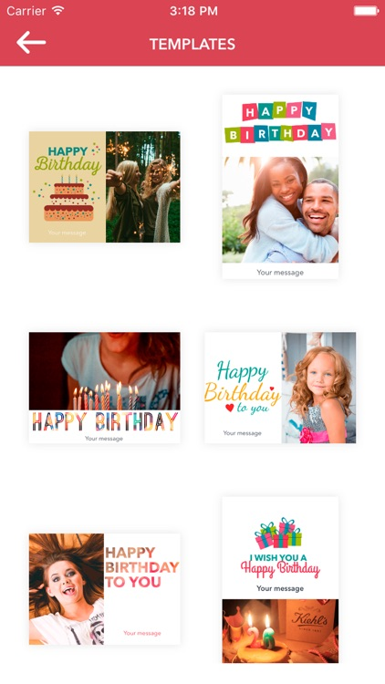 Make Greeting Cards screenshot-2
