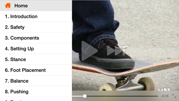 Skate Basics screenshot-4