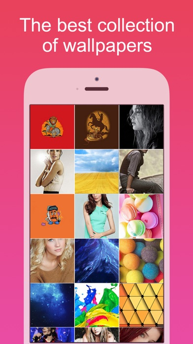Live Backgrounds for iPhone 6/5s - HD Photo Wallpaper to