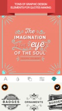 Picture Quote Maker Entrancing Quote Maker Quote Creator On The App Store