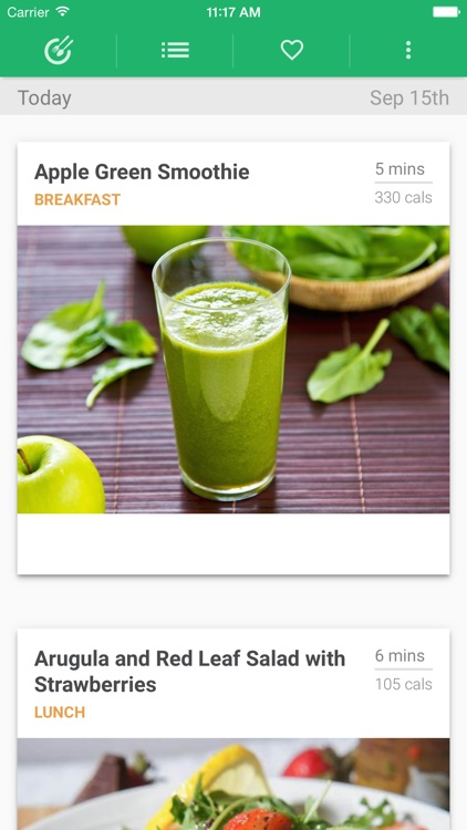 Healthy Eating Meal Planner & Clean Eating Recipes