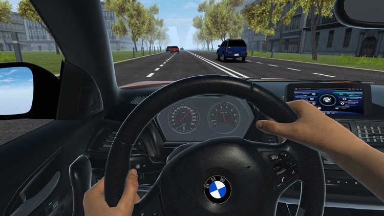 Driving Car 2017 screenshot-1