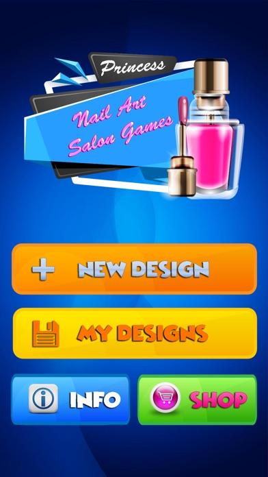 Princess Nail Art Salon Games App App Store